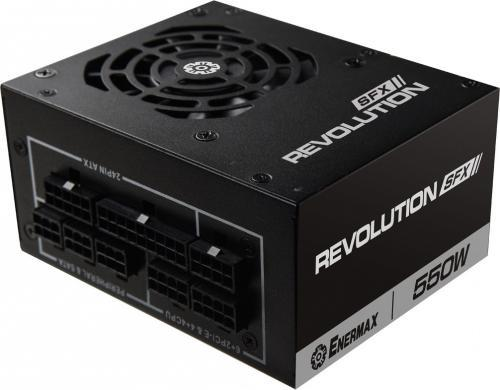 PSU Enermax Revolution SFX 550W, 80 PLUS GOLD