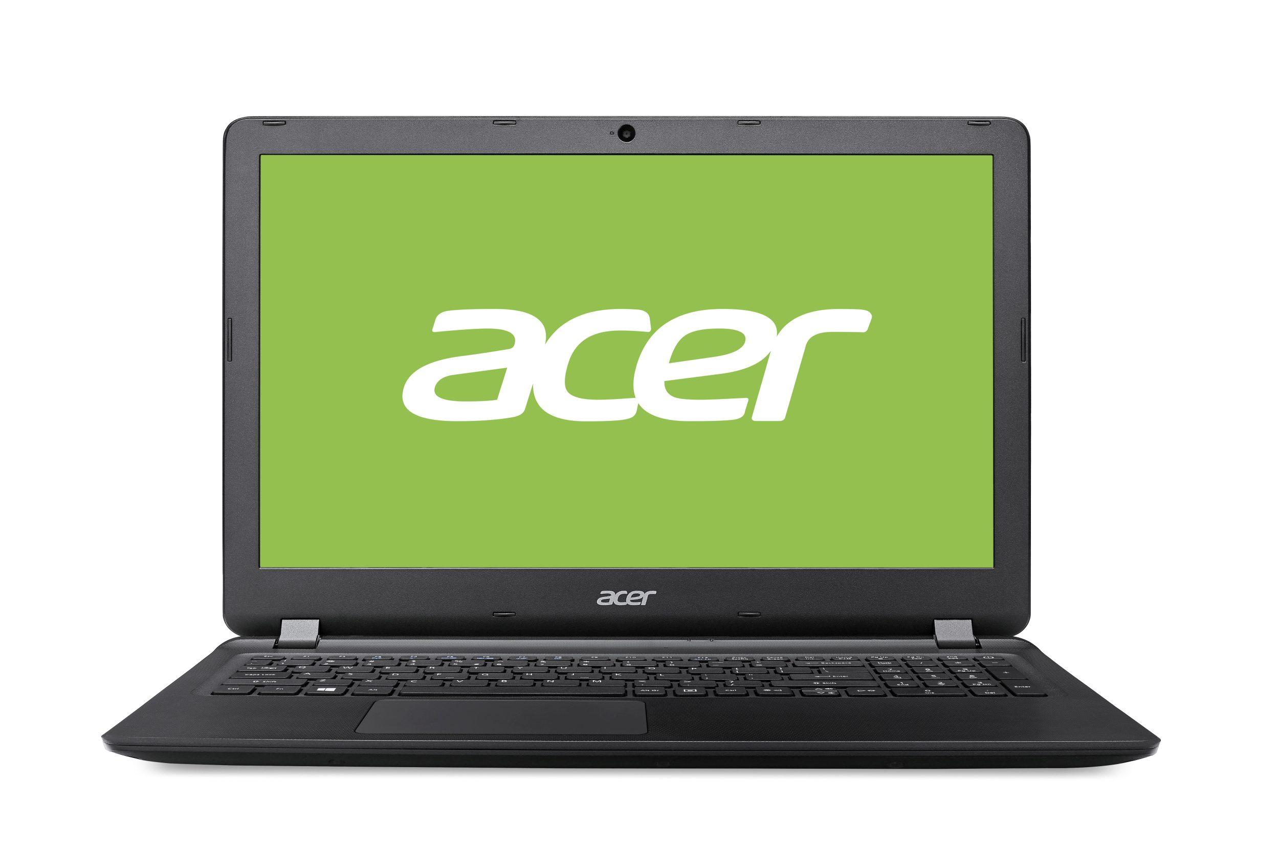 """Acer Extensa 15 (EX2540-338S) i3-6006U/4GB+N/500 GB+N/DVDRW/HD Graphics/15.6"""" HD matný/BT/W10 Pro/Black"""