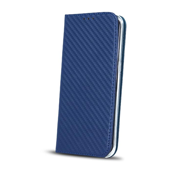 Smart Carbon pouzdro Huawei P10 Lite dark blue