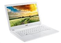 "ACER NTB Aspire V 13 (V3-372-54WK) - i5-6267U@2.9GHz,13.3"" FHD IPS,8GB,256GB SSD,čt.pk,intel HD,BT,HDcam,4čl,W10H,bílá"