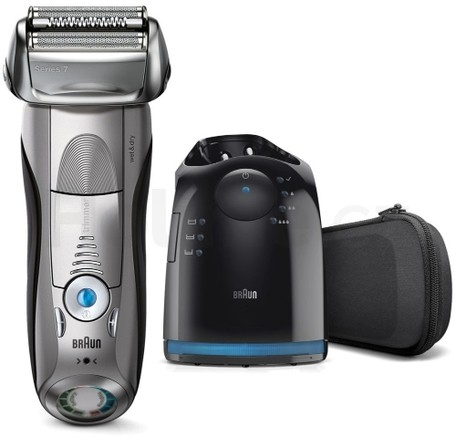 BRAUN Series 7-7899cc Clean&Charge