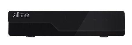 ALMA DVB-T2 HD přijímač 2770 černý