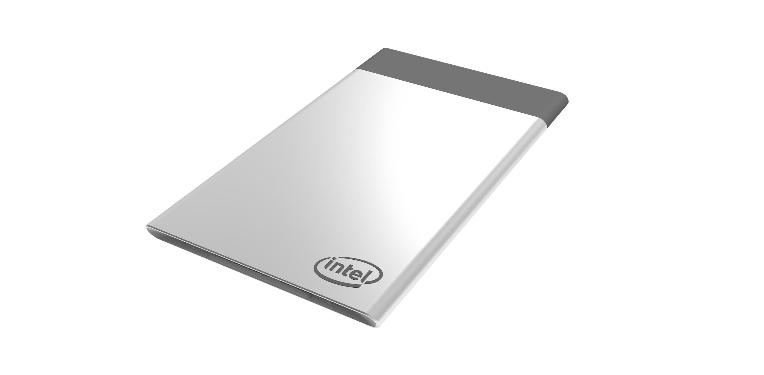 Intel Compute Card BLKCD1P64GK, N4200, 4GB RAM, 64GB eMMC, No OS