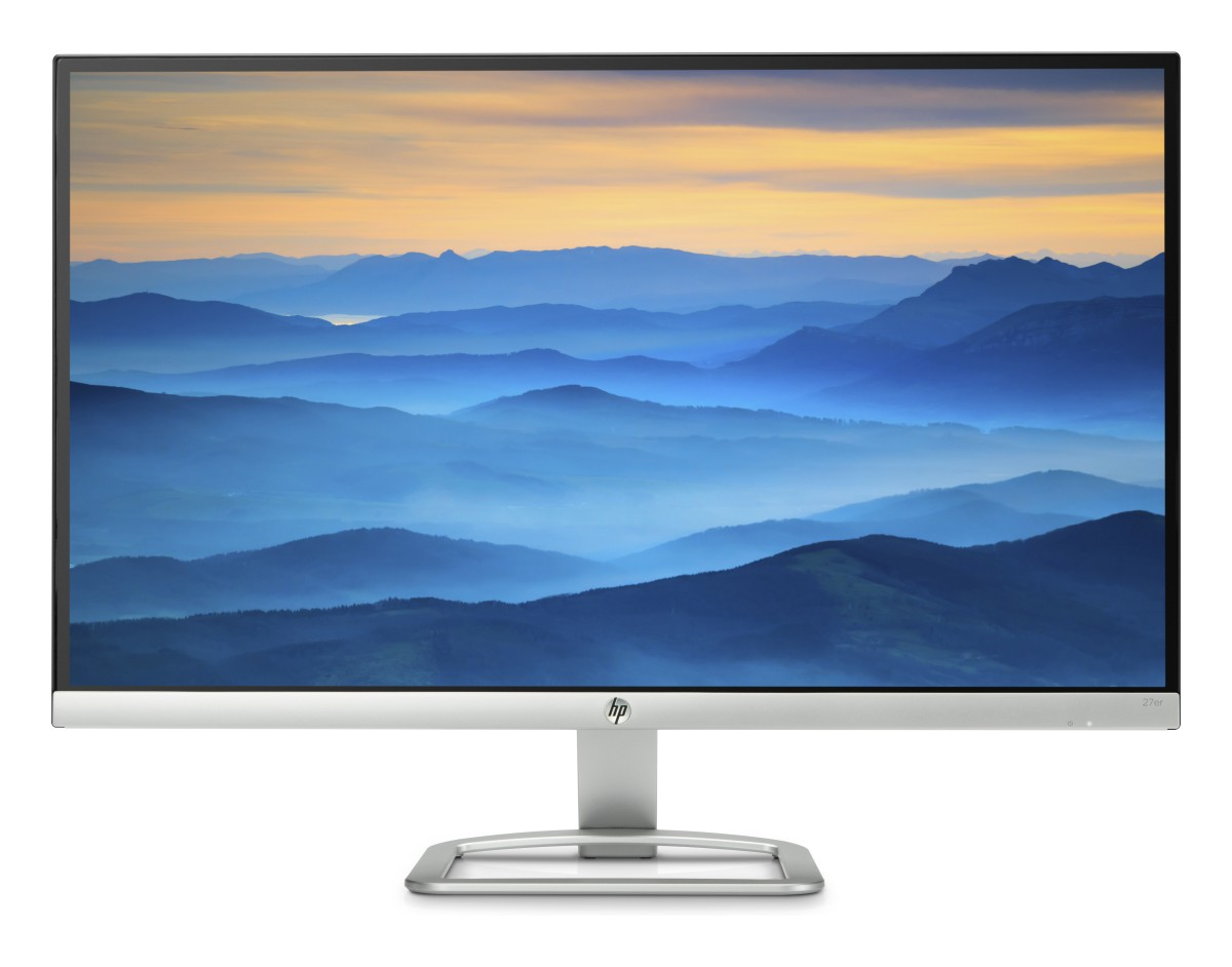 "HP 27er 27"" IPS/1920x1080/250:1cd/7ms/1xVGA,2xHDMI"