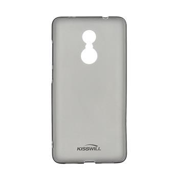 Kisswill TPU Pouzdro Black pro Xiaomi Redmi Note 4 Global