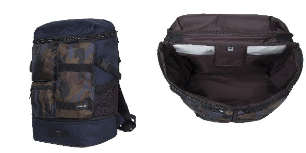 Crumpler Mighty Geek Backpack - navy