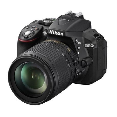 Nikon D5300 + 18-105 AF-S VR
