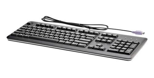 HP klávesnice PS/2 černá CZ