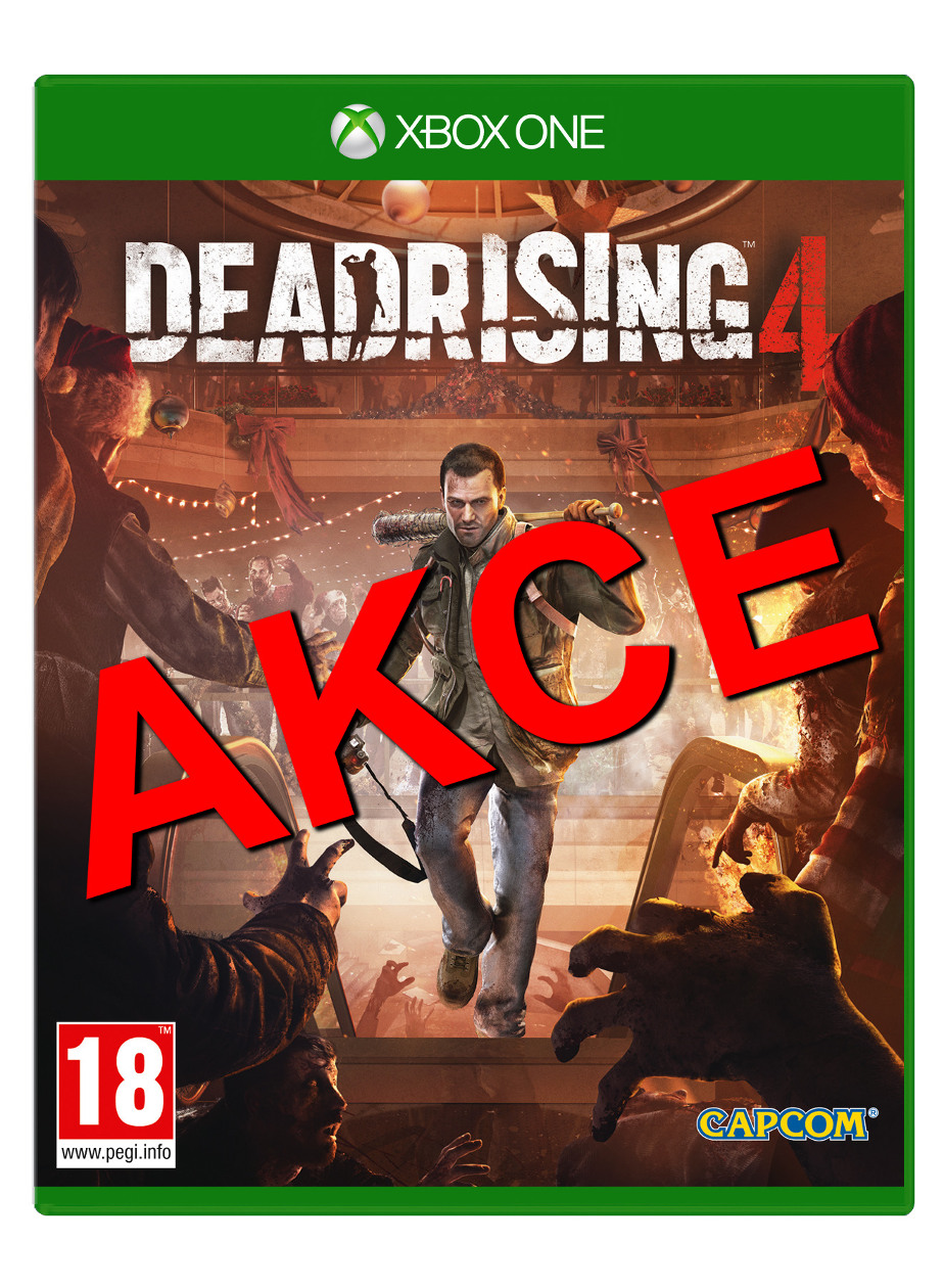 XBOX ONE - Dead Rising 4 - AKCE