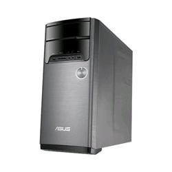 ASUS DT M32CD - i5-7400@3.0GHz, 12GB DDR4, 1TB/7200 + 128GB SSD, nV GTX1050 2GB, DVD-RW, W10