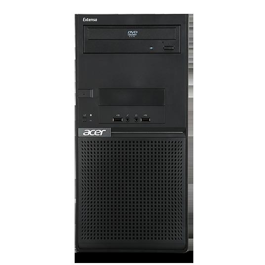 Acer Extensa X2610G IPQC J3710/4GB/1TB/DVDRW/USB/klávesnice+myš/W10Pro s možností DG na Win7Pro