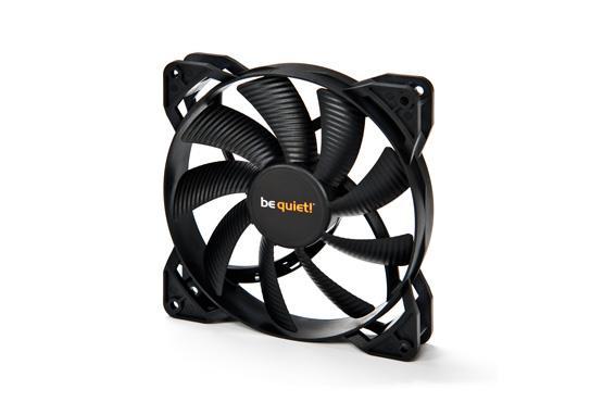 Ventilátor be quiet! Pure Wings 2 140mm, 19,2 dBA