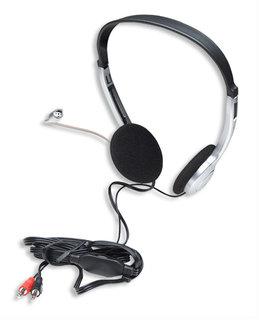 Manhattan Economy stereo headset