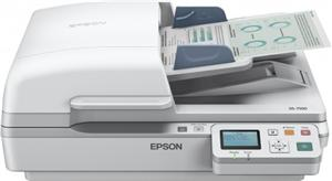 Epson WorkForce DS-6500N,skener A4,1200dpi,ADF,lan