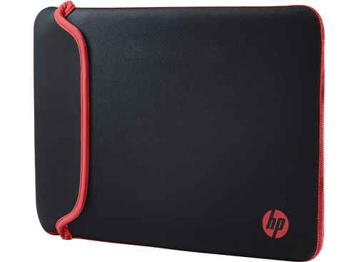 HP Notebook Chroma Sleeve (Black/Red) - 29,46 cm (11,6'' )