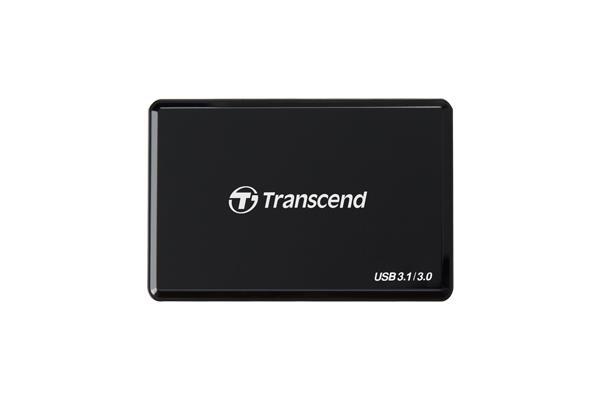 Transcend čtečka paměťových karet USB3.0 All-in-1 UHS-II