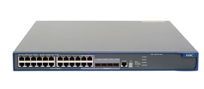 HPE 5120-24G EI Switch with 2 Slots