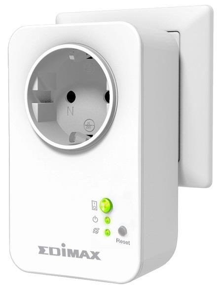 Edimax Wireless Remote Control Smart Plug Switch, bezdrátová elektr. zásuvka