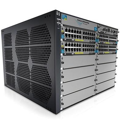 HP 5412-92G-PoE+-2XG v2 zl Swch w Pm SW
