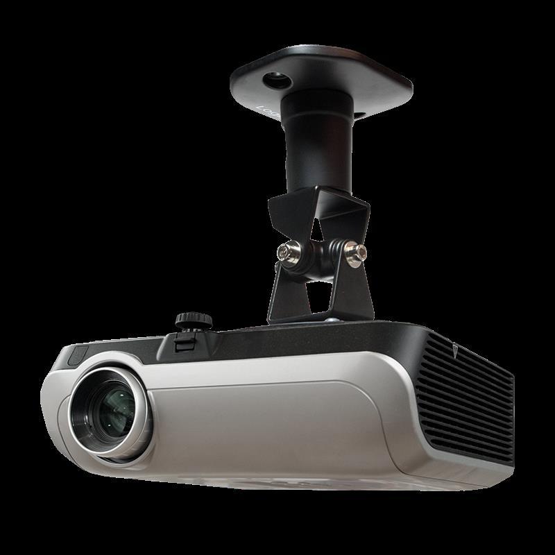 LOGILINK - Montážní sada na projektor, černá