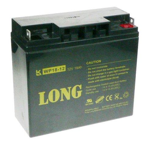 Baterie Long WP18-12I (12V/18Ah - M5, HighRate)