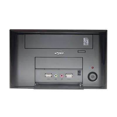 SPIRE skříň PowerCube 210, mini ITX, black, 300W SFX, PFC
