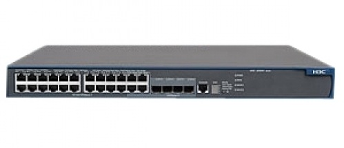 HP 5500-24G-PoE+ EI Switch w/2 Intf Slts