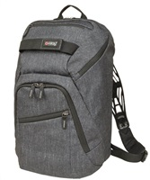 """i-stay 15.6"""" & Up to 12"""" Laptop / Tablet backpack - Grey"""