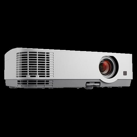 Projektor NEC ME401W 3LCD; WXGA FD; 4000lm, 6 000:1