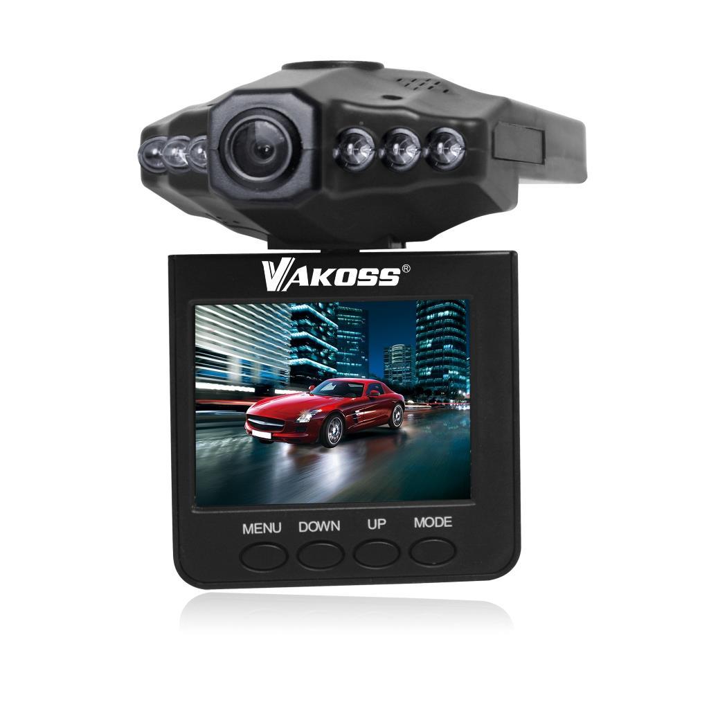 Vakoss Auto rekordér HD VC-605 černý