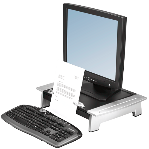 Fellowes - stojan pod monitor/notebook Plus - Office Suites