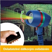 Star Shower Motion s dálkovým ovladačem