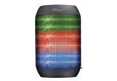 Illuminated wireless speaker