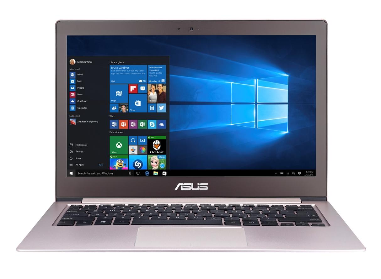 ASUS UX303UB 13.3/i5-6200U/256SSD/8G/940M/W10 růžový
