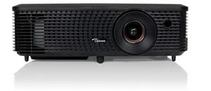 Projector Optoma H114 DLP, 720p, 3400; 27000:1
