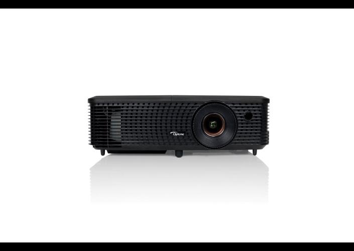 Optoma projektor W340 (DLP, WXGA, 3 400 ANSI, 20 000:1, 2x HDMI, MHL USB Power, 10W speaker