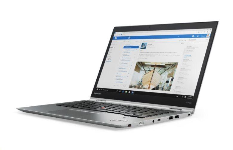 "Lenovo ThinkPad X1 YOGA 2nd Gen. i7-7600U/16GB/1TB SSD/HD Graphics 620/14"" WQHD OLED multitouch/4G/Win10PRO/Silver"