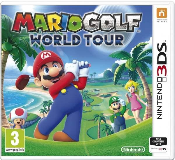 Nintendo 3DS Mario Golf: World Tour