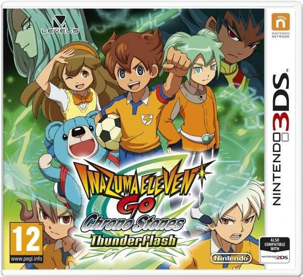 Nintendo 3DS Inazuma Eleven Go: Thunderflash