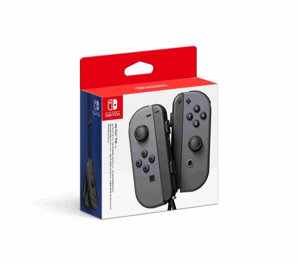 Nintendo Joy-Con Pair Grey