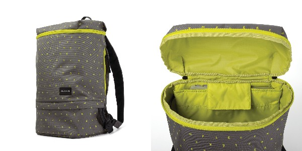 Crumpler Beehive - grey/yellow