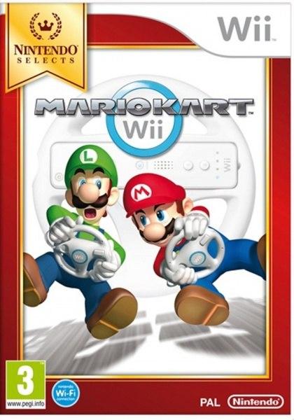 Nintendo Wii Mario Kart Wii Select