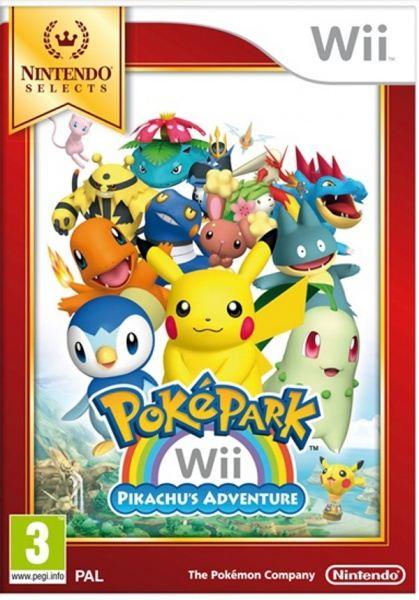 Nintendo Wii Poké Park: Pikachu's Adventure Select