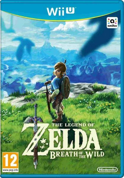 Nintendo WiiU The Legend of Zelda: Breath of the Wild