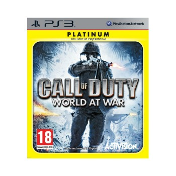 Call of Duty: World at War (5) PS3 EN