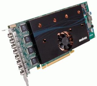 MATROX M9188 2GB, 8 x Mini DisplayPort (8xDP/ 8xDVI), PCI-Express x16, retail