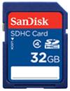SanDisk SDHC karta 32GB