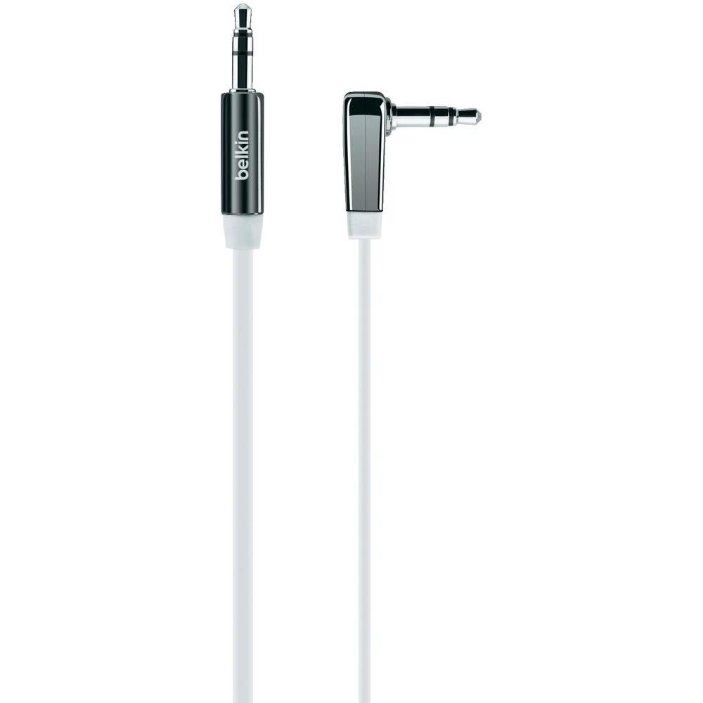 BELKIN MixIt kabel propojovací 3,5/3,5mm M/M, bílý