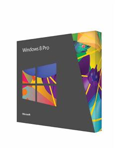 OEM Windows Pro 8 Win32 Slovak DVD - 1pk