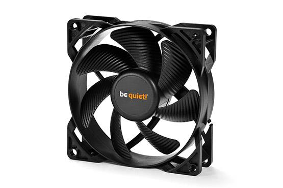 Ventilátor be quiet! Pure Wings 2 92mm, 18,6 dBA